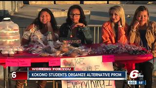 Kokomo students organize alternative prom - Video