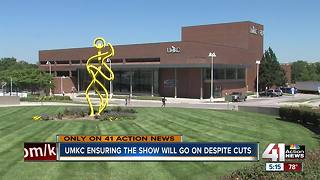 Exclusive: UMKC restores 2 theatre positions - Video
