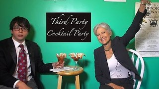 Watch Jill Stein's Weirdest Interview of the Campaign - Video