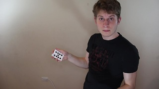 Can you figure out this clever card illusion? - Video