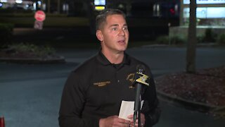 Hillsborough County deputy killed in the line of duty (ENTIRE PRESS CONFERENCE)