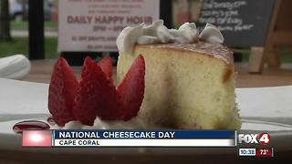 National Cheesecake Day - Video