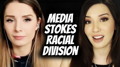 Lauren Southern On BLM: The Media THRIVES On Division (2021 Interview)