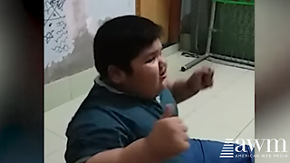 Seven-Year-Old Boy Who Weighed 265 Pounds Undergoes Life Saving Weight Loss Surgery - Video