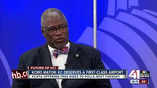 KCMO Mayor: KC deserves first-class airport - Video