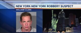 Suspected casino robber out on bail