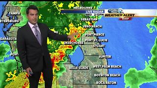 3 p.m. Wednesday weather update - Video