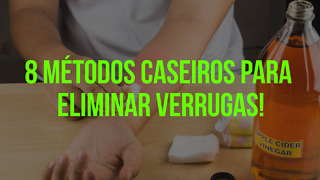 Como Acabar Com Verrugas de Forma Natural - Video