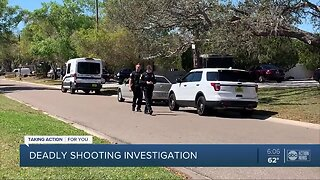 Police: Man shot, killed after breaking into girlfriend's apartment