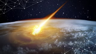 Between 2000 and 2013, 26 explosions the size of nuclear bombs were caused by asteroids. That's 3 to 10 times more common than we thought. - Video