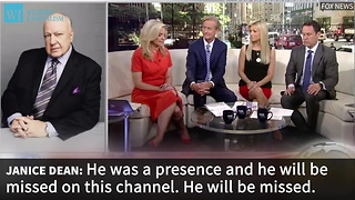 'Fox & Friends' Crew Remember Roger Ailes As They Learn Of His Death - Video
