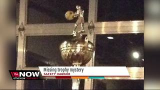 The Case of the Missing Adult Softball League Trophy