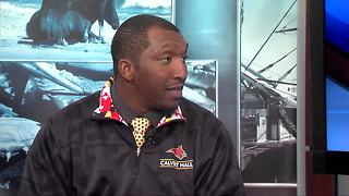 TURKEY BOWL PREVIEW: Calvert Hall Head Coach Donald Davis - Video
