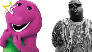 YouTuber Creates Awesome Mashup Of 'Barney' And The Notorious B.I.G. - Video