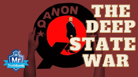 The Deep State War Part 1- A Film by Mr TruthBomb - ft. Bill Cooper
