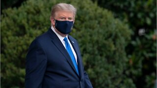 Doctors: President Trump Could Be Released From Hospital On Monday