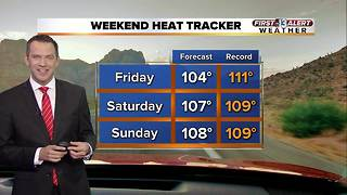 13 First Alert Las Vegas Weather Forecast for Tuesday 8/22 - Video
