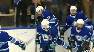 St. Mary's beats Canisius in Niagara Cup semifinals - Video