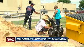 Polk County Emergency Management prepares for devastation - Video