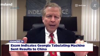 """Microsoft Engineer Discovers """"Smart Thermostat"""" In Georgia Tabulation Room Reporting Votes To China"""