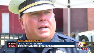 Police hope community engagement can fight OTR crime - Video
