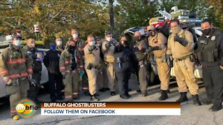 The Buffalo Ghostbusters