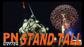 It's Time for Patriots to Stand Tall - SHTF