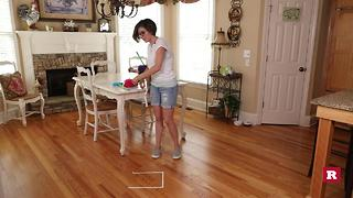 Cleaning trick for kids (part 1) with Elissa the Mom | Rare LIfe - Video