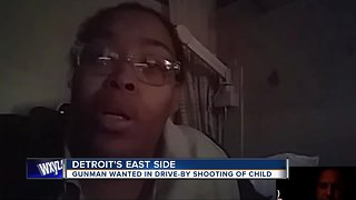 11-year-old shooting victim's mom speaks out