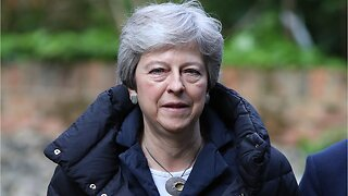 Pressure mounts on British Prime Minister Theresa May to step down as her conservative party loses ground