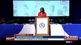 Students compete in black history challenge