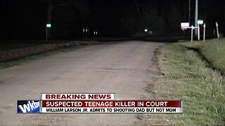 Allegany County teenager admits to shooting his father