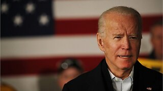 Biden's Numbers Fall And Bloomberg's Numbers Grow