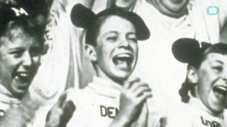 Remains of Missing Mouseketeer May Have Been Found