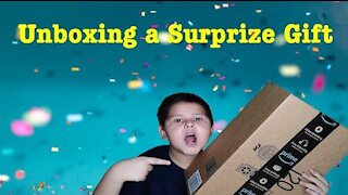 Unboxing a Surprize From Amazon: Wonder What it Is?