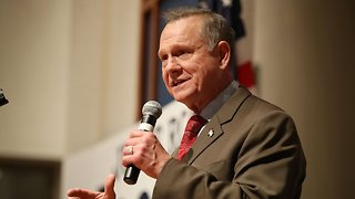 One Of Roy Moore's Accusers Just Lost Her House In A Fire - Video