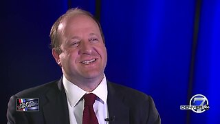 Gov. Jared Polis discusses his first 100 days in office