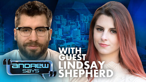 """""""I don't care about the vaccine"""" Lindsay Shepherd   Andrew Says #19"""
