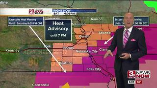 First forecast Sat 0722 - Video