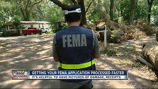 Getting your FEMA application processed faster - Video