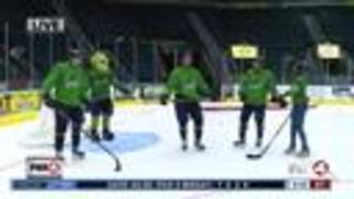 Getting to know the Florida Everblades - 8:30am live report
