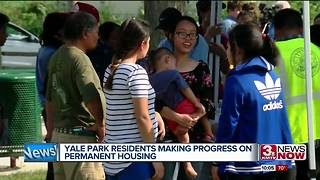 Former Yale Park residents look for new housing - Video