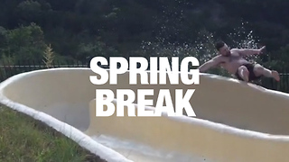 Ultimate Spring Break Fails - Video