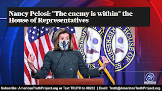 Pelosi Wants Protection from GOP in Congress!