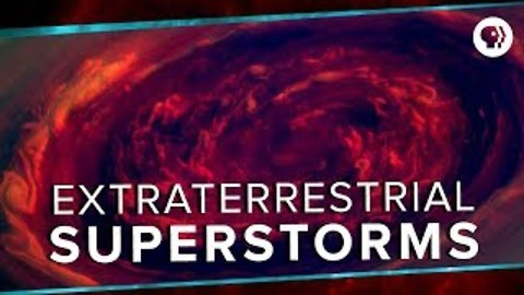 S3 Ep14: Extraterrestrial Superstorms