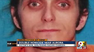 Man charged with killing his mother, grandfather for drug money - Video