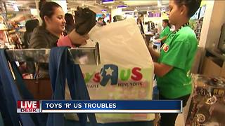 Toys 'R' Us may close all stores: Report - Video