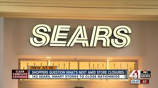 Three Kmart stores in Kansas City area to close