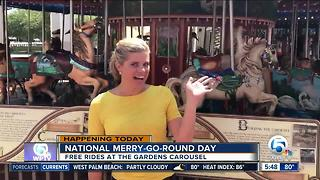 Happy National Merry-Go-Round Day - Video