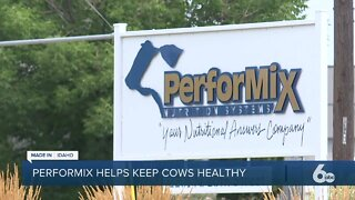 Made in Idaho: PerforMix Nutrition Systems
